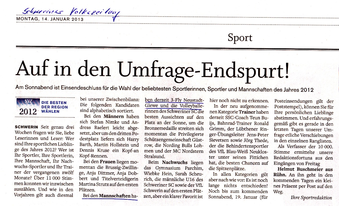 2013-01-14SVZSportlerumfrage